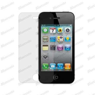 Full Body Screen Protector for iPhone 4S 4 LCD Film GUARD Matte