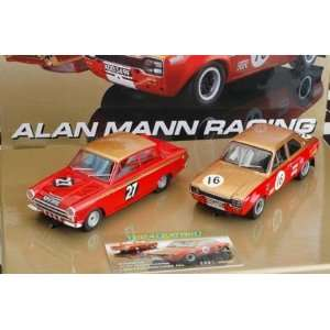 1/32 Scalextric Analog Slot Cars   Collector Set   Alan