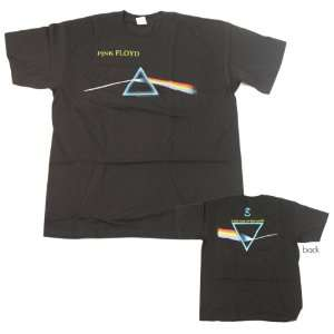 Pink Floyd Dark Side of the Moon 2 Sided T shirt (XL