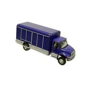 4134 22 HO Boley Beverage Truck Blue Toys & Games