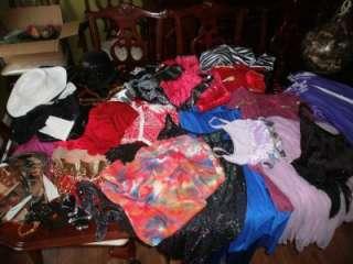 20+ DANCE SKATING DRESS UP DRAMA GIRLS DRESSES PANTS COSTUMES LC MA SA