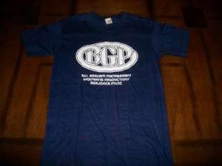 VTG BILL GRAHAM PRODUCTIONS 1970s promo t shirt SMALL S
