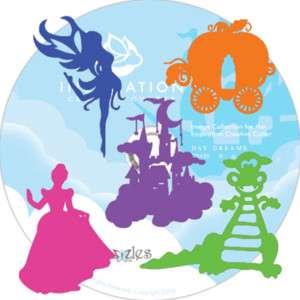 Pazzles Inspiration Files CD 42 Day Dreams Fantasy