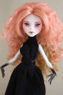 Monster High OOAK Custom Repaint fullset ROZ