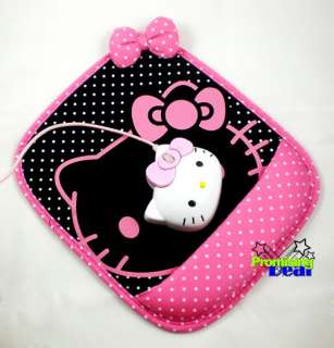 Hello Kitty Digital Camera Case Pouch Rose