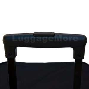 36 Large Burgundy Jumbo Rolling Wheeled Duffel Bag Luggage (2 Colors