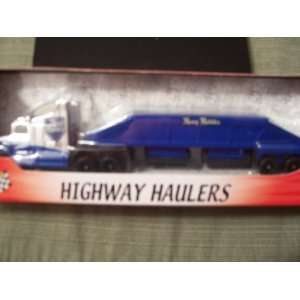 com Speed Wheels Highway Haulers ~ Heavy Rubbles (Blue) Toys & Games
