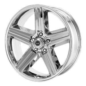 20x8 American Racing IROC (Chrome) Wheels/Rims 5x127