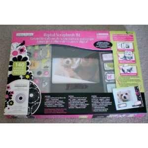Digital Scrapbook Kit    Ensemble dalbum de scrapbooking