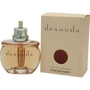 DESNUDA Perfume. EAU DE PARFUM SPRAY 2.5 oz / 75 ml By Emanuel Ungaro