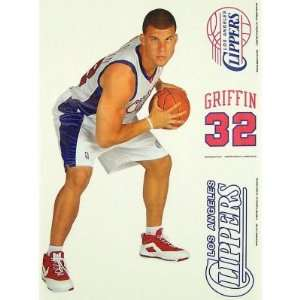 Los Angeles Clippers Blake Griffin Official Wall Car Decal