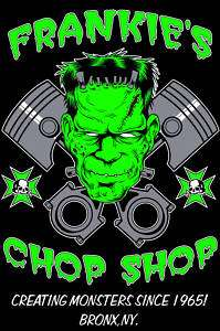 Frankenstein T shirt Rockabilly Rat Rod Tee S m l xl 2x