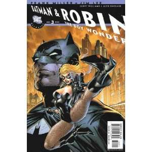 All Star Batman & Robin, the Boy Wonder (2005) #3 Books