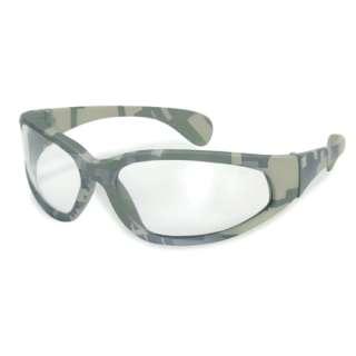 Digital Camo ACU Camouflage Sunglasses   SMOKE Glasses
