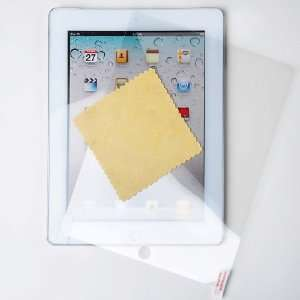 Wholesale matte Anti glare LCD Screen Protector for Apple Ipad    3pcs