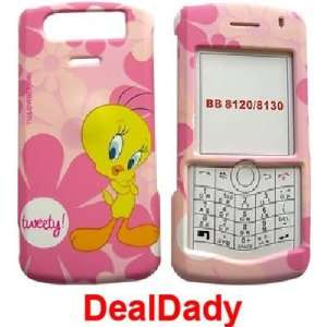 : Blackberry Pearl 8100/8110/8120/8130   Tweety Bird   Pink   Disney