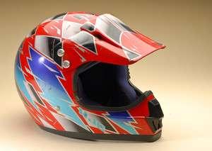 HJC CLX MOTOCROSS HELMET Dirt Bike Off Road ATV MX Large
