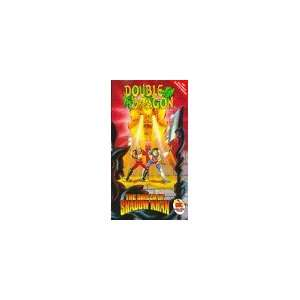 Double Dragon Shield of Shadow Kahn [VHS] Double Dragon