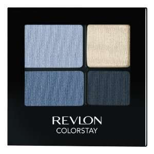 Revlon ColorStay Eye Shadow Quad Serene (Pack of 2