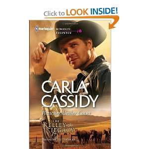 (Harlequin Romantic Suspense) (9780373277469) Carla Cassidy Books