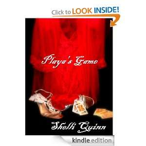 Playas Game: Shelli Quinn:  Kindle Store