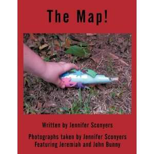 The Map (9781449057312) Jennifer Sconyers Books