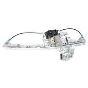 10393234 Cadillac DeVille Rear Driver Side Window Regulator Assembly
