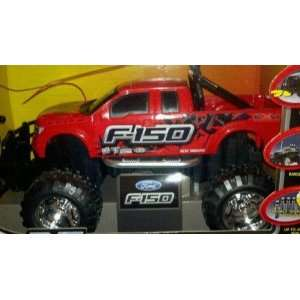 com New Bright Ford F 150 Full Function R/C Radio Control Truck   Red