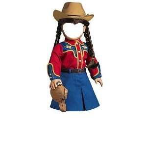 American Girl Mollys Dude Ranch Outfit Toys & Games