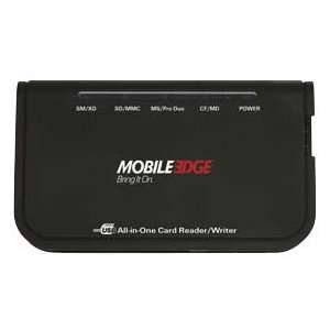 MOBILE EDGE, MOBI MEACR2 Universal Card Reader Black