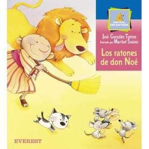 Los Ratones De Don Noe (9788424187392) Books