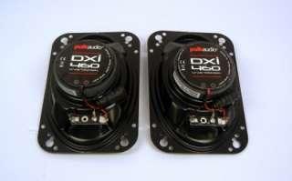Polk Audio Speakers DXi460 4 x 6 Car Coaxial Pair 4x6 Inch   Set of
