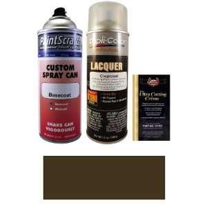 12.5 Oz. Petrill Dark Brown Metallic Spray Can Paint Kit