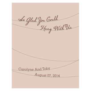 / Personalized Wedding Favor Gift Cards with Seed Paper Love Birds