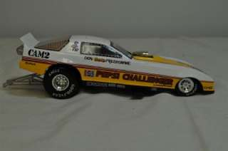 MAC TOOLS Motor Sports Don Prudhomme Pepsi 1983 Pontiac Funny Car 1:24