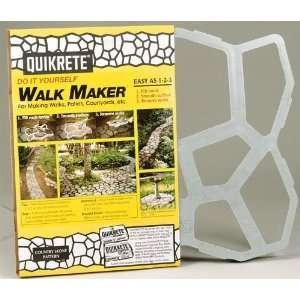 Quikrete country stone walk maker concrete mold 2015 for Walk maker ideas