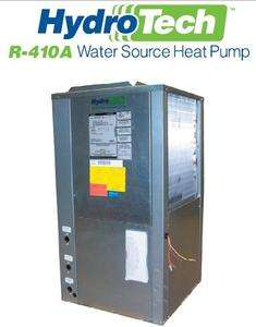 Ton 14.2 EER Hydro Tech Cupronickel Water Source Heat Pump