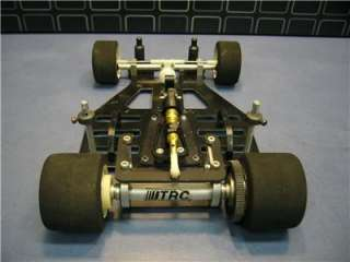 Vintage Team TRC Pro 12 1/12 scale electric on road pan carpet car