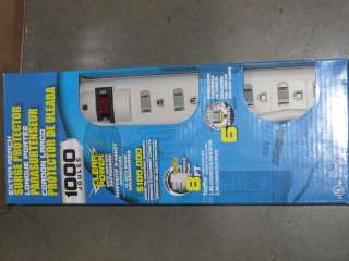 THIS AUCTION IS FOR ONE PRIME PB002126 WHITE 6 OUTLET