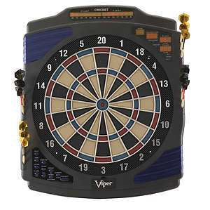 GLD VIPER ECLIPSE Electronic Dart Board LED w/25 Games