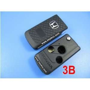 for honda accord modified remote key shell 3 button+ by