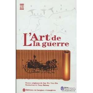 Sun Zis Tactics/the Art of War(french Edition