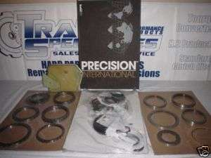 GM 4L85E TRANSMISSION REBUILD KIT 2004 UP