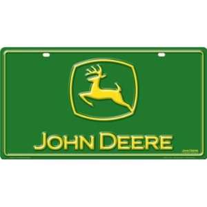 Chroma Graphics,Inc. 304 John Deere 11.5 X 21.5 Mega Tag