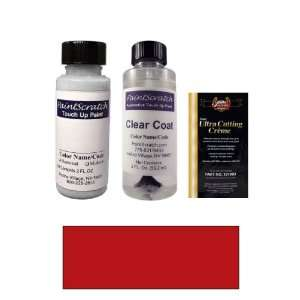 . Redfire Pearl Effect Paint Bottle Kit for 2007 Ford Police Car (G2