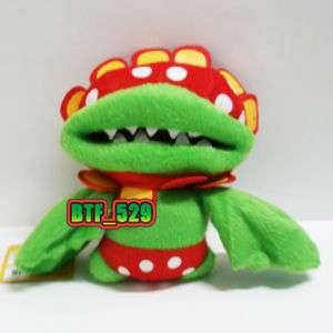 New Super Mario Bros Plush Figure ( Petey Piranha B)