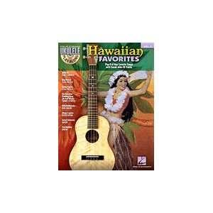 Hawaiian Favorites   Ukulele Play Along Volume 3   Book