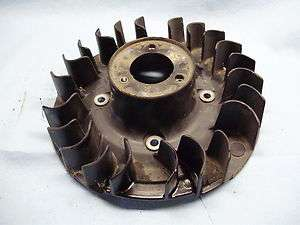 JOHN DEERE KAWASAKI FC420V ENGINE FLYWHEEL FAN
