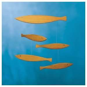 Flensted Mobiles Floating Fish Mobile Baby