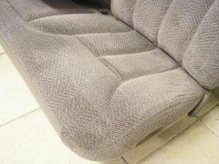 88 98 CHEVY SILVERADO TAHOE GMC SIERRA SUBURBAN FRONTS CLOTH SEATS 60